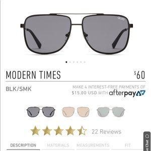 067e23c2e2 Quay Australia Accessories - BNWT Quay Men s Polarized Sunglasses- Modern  Times